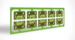 Double sided PTH PCB´s